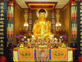 华藏寺释迦牟尼佛像