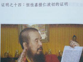《凤凰周刊》诽谤第三世多杰羌佛 国际佛教僧尼总会发表严正声明